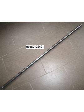 Wałek podajnika wpust klin+wpust śruba L-1185mm